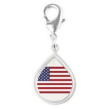 American Flag Charms