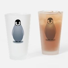 baby-emperor-penguin.jpg Drinking Glass
