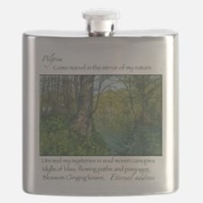 Penrhos idyll Flask