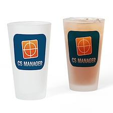CSM Drinking Glass