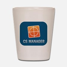 CSM Shot Glass