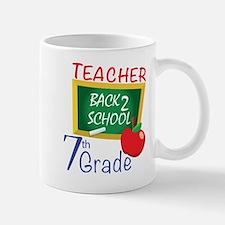 7th Grade Teacher Mug