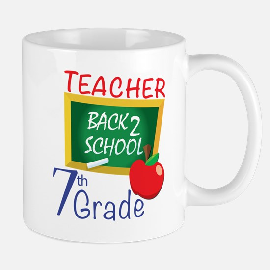 7th Grade Teacher Mug