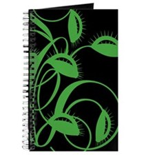 Stylized Carnivorous Plant Journal