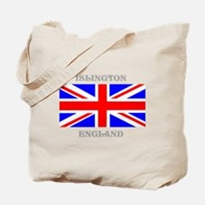 Islington England Tote Bag