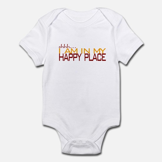 Happy Place Infant Bodysuit