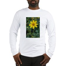 San Diego Sunflower Long Sleeve T-Shirt