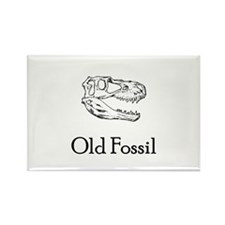Old Fossil Rectangle Magnet (100 pack)
