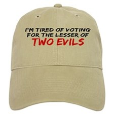 I'm Tired of Voting Baseball Cap