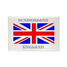 Sunderland England Rectangle Magnet