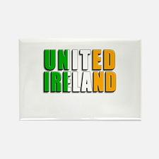 United Ireland Rectangle Magnet
