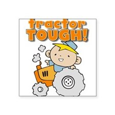 Tractor Tough Sticker