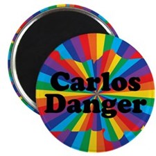 "Carlos Danger (small) 2.25"" Magnet (10 pack)"