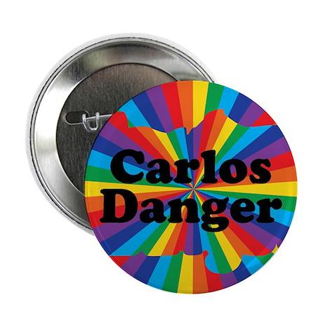 """Carlos Danger (small) 2.25"""" Button"""