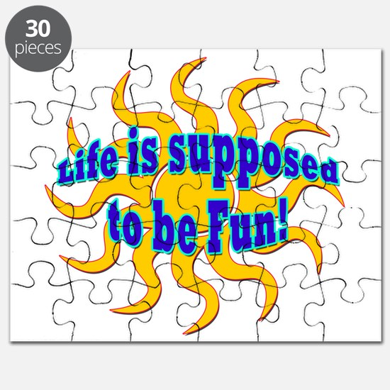 Cute Law attraction Puzzle