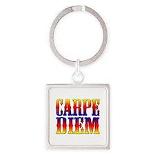 Carpe Diem Keychains