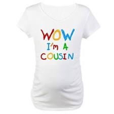 WOW I'm a Cousin Shirt