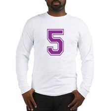 FIVE Long Sleeve T-Shirt