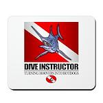 Dive Instructor (Marlin) Mousepad