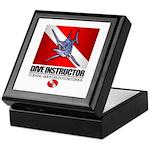 Dive Instructor (Marlin) Keepsake Box