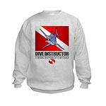 Dive Instructor (Marlin) Sweatshirt