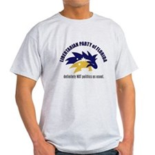 Not Politics as Usual T-Shirt