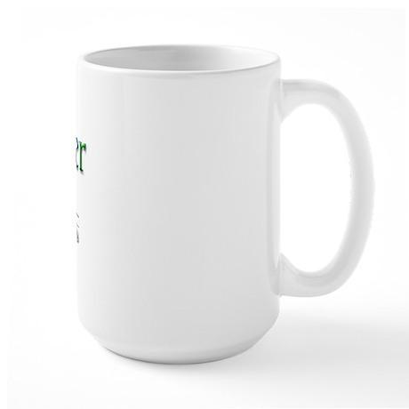 Art Teacher Large Mug