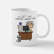 Download Life Humor Mug