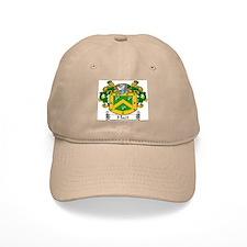Hall Coat of Arms Baseball Baseball Cap