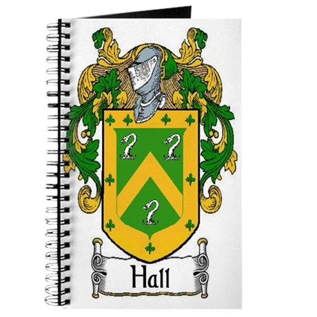 Hall Coat of Arms Journal