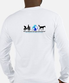 Carriage Horses Suffer (smoothie) long-sleeve T (w