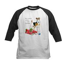 Merry Little Fox Terrier Tee