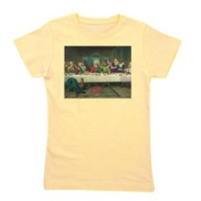 The Last Supper Girl's Tee