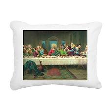 The Last Supper Rectangular Canvas Pillow