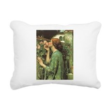 My Sweet Rose by JW Waterhouse Rectangular Canvas