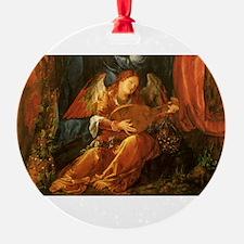 Vintage Angel by Durer Ornament