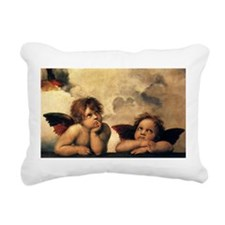 Angels by Raphael Rectangular Canvas Pillow