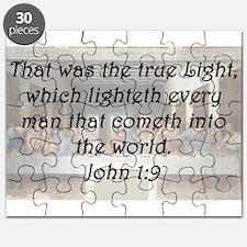 John 1:9 Puzzle