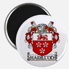 """Hamilton Coat of Arms 2.25"""" Magnet (10 pack)"""