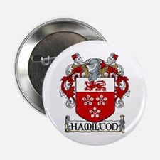 """Hamilton Coat of Arms 2.25"""" Button (10 pack)"""