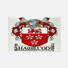 Hamilton Coat of Arms Magnets (10 pack)