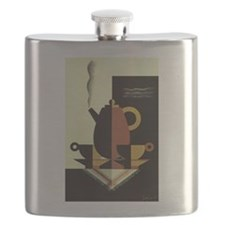 Vintage Coffee Flask