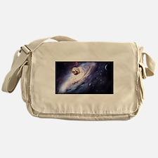 Slothversal Messenger Bag