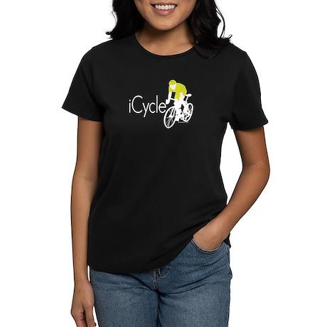 iCycle Women's Dark T-Shirt