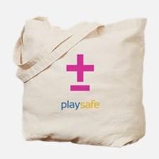 PlaySafe Pride Tote Bag
