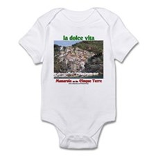 Manarola Infant Bodysuit