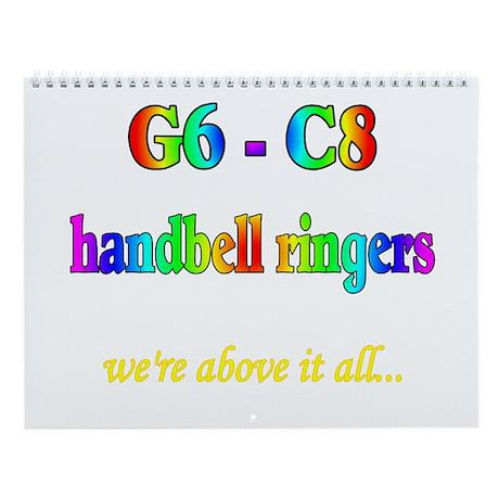 G6-C8 Wall Calendar