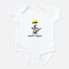 Funny Genetic Engineering Dna Strip Infant Bodysui
