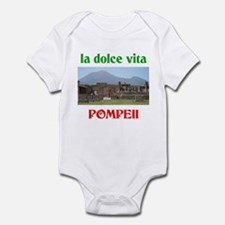la dolce vita Pompeii Infant Bodysuit