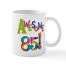 Awesome 85 Birthday Mug